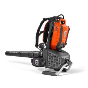 550i BTX Back pack blower c/w BLi950 Battery & QC500 Charger