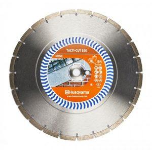 "16"" Diamond Disc S50 Tacti +"