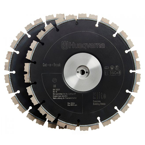 Cut'n'break disc set EL35