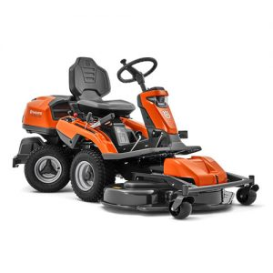 R316TsX AWD Front Deck ride-on mower 112cm Cut