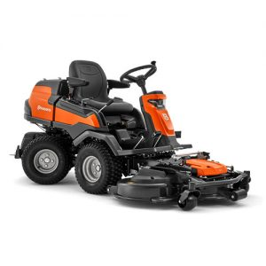 R420TsX AWD Front deck ride-on mower 122cm Cut