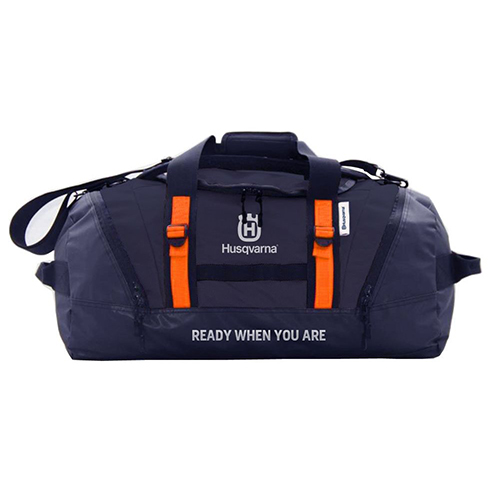 "Husqvarna ""Ready when you are"" Sports bag"