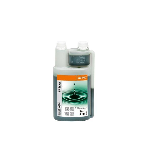 HP Super 2-stroke engine oil 1l metered